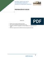 15.- Preparacion Del Suelo