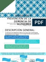 Nutrición y Prevención de La Demencia de Alzheimer (3)