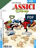 I Classici Disney Luglio 2011