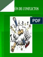 4. Resolucion de Conflictos