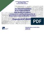 Implantación de BID en Madrid_proyecto ACAT MADRID