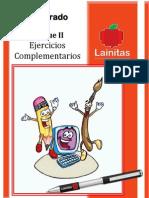 1er Grado - Ejercicios Complementarios - Archivo Muestra