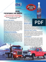 Diesel fuel additive forsale at www.oilshopper.com