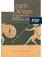 The Logic of Desire by Peter Kalkavage