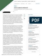 ¿Cuándo Se Acaba La Infancia_ - Yolanda Reyes - Columnista EL TIEMPO - Columnistas - ELTIEMPO