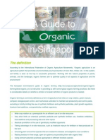 A Guide to Organic in Singapore