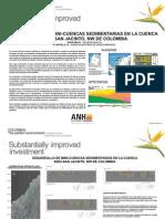 Desarrollo de Mini - Cuencas Sedimentarias en La Cuenca Sinú-San Jacinto,, NW de Colombia (PDF)