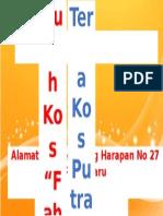Spanduk Fahri