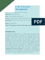 T5 Propuesta Solucion Boutique Eztravaganzza