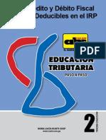 2 IVA Credito y Debito Fiscal - Gastos Deducibles en IRP
