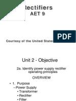 AET 9 Rectifiers datasheet