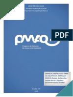 Manual Instrutivo PMAQ AB2013