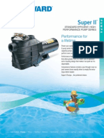 Hayward Super 2 Pump