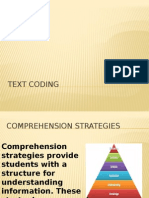 text coding ppt