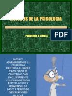 Métodos de la Psicologia