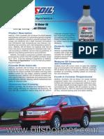 100% Synthetic 0W-20 Motor Oil - order online www.oilshopper.com