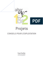 Alter Ego 1&2 Projets