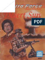 Delta Force Desert Sun