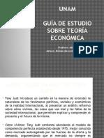 Guia de Estudio Sobre Teoríada Económica
