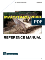 Manual Re Ferencia MacStars 2000