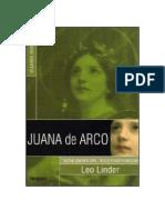 Linder Leo - Juana de Arco