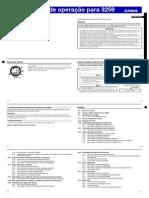 Manual Casio Protrek Prg 250t
