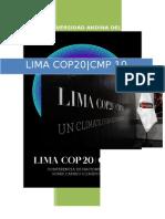 Lima Cop20