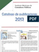 Catalogo Imcp