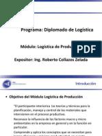 Logística de Producción. Sesion 1