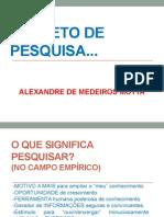 Projeto de Pesquisa (Direito 2014)
