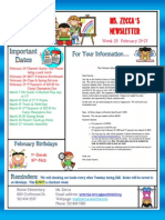 week 25 newsletter