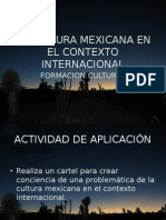 03 a La Cultura Mexicana