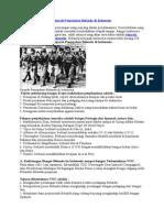 Sejarah Penjajahan Belanda Di Indonesia