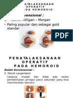 145652145-penatalaksanaan-operatif-hemoroid.pptx