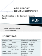 Case Report Anak - Ajeng