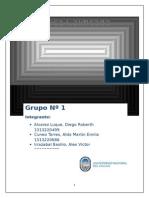 PRÁCTICA 3 ED-GRUPO 1
