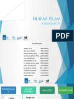 Presentasi Hk Islam