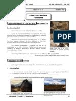 Guía Nº 5 - Formas de Relieve Terrestre