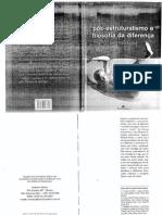 Pós-Estruturalismo e Filosofia Da Diferença