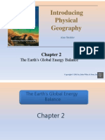 Keseimbangan Energi Di Bumi