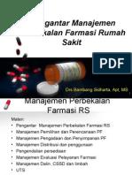 Pengantar Manajemen Rumah Sakit