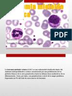 Leucemia mieloide crónica