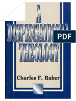 A Dispensational Theology