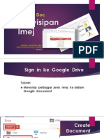 Google Document - Penyisipan Imej