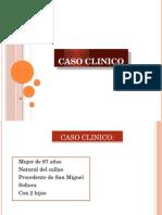 Caso Clinico..Micosis Fungoide