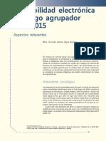 Contabilidad Electrónica y Código Agrupador RMF-2015