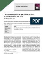 Zhang 2012 Carbon Nanomaterials As