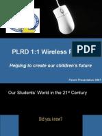 WirelessParentPresentation