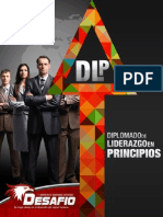 Diplomado de Liderazgo Centrado en Principios - Corporación Desafío