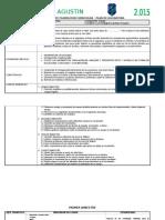 Planeación Curricular FISICA SEXTO 2015
